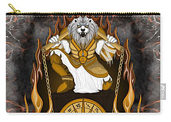 The Lion Leo Spirit Carry-all Pouch