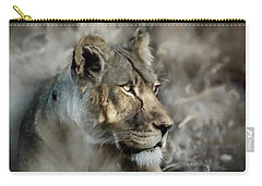 The Lioness  Carry-all Pouch