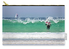 Carry-all Pouch featuring the photograph The Little Mermaid by Terri Waters