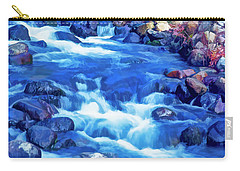The Little Stream That Could Carry-all Pouch by Nancy Marie Ricketts