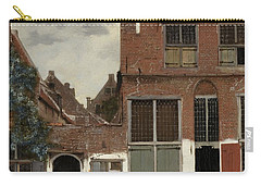 The Little Street, 1658 Carry-all Pouch
