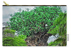 The Living Tree Walt Disney World Mp Carry-all Pouch