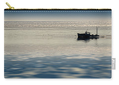 The Lobster Boat Carry-all Pouch by Rick Berk