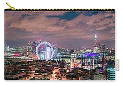 The London Skyline Carry-all Pouch