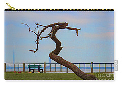The Lone Tree Carry-all Pouch by Roberta Byram