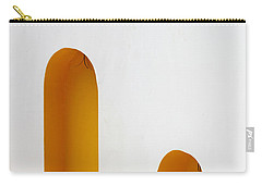 The Long And Short Of It Carry-all Pouch by Prakash Ghai