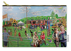 The Long Island Fair At Old Bethpage Restoration Carry-all Pouch