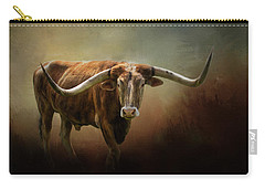 The Longhorn Carry-all Pouch by David and Carol Kelly