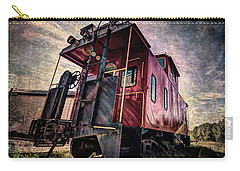 The Loose Caboose Carry-all Pouch