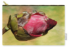 Carry-all Pouch featuring the photograph The Love Of Nature 27 by Kevin Chippindall