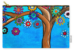The Loving Tree Of Life Carry-all Pouch