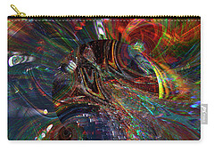 The Lucid Planet Carry-all Pouch by Richard Thomas