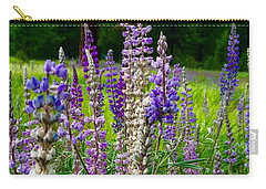 The Lupine Crowd Carry-all Pouch