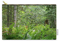 The Lush Forest Carry-all Pouch