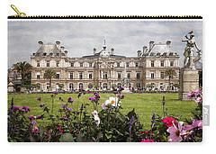 The Luxembourg Palace Carry-all Pouch