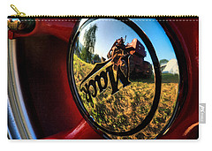 The Mack Truck Carry-all Pouch by Linda Unger