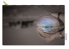 Carry-all Pouch featuring the photograph The Magic by Lora Lee Chapman