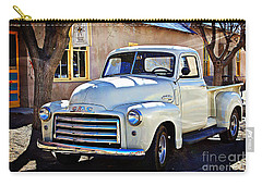 The Magic Of The 1949 Gmc 100 Carry-all Pouch by Barbara Chichester