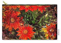 The Magical Flower Garden Carry-all Pouch