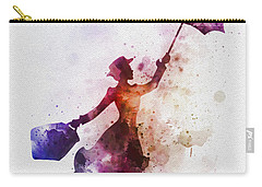 The Magical Nanny Carry-all Pouch by Rebecca Jenkins