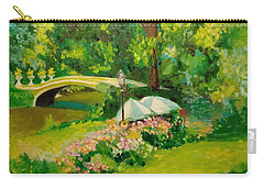 The Magnificent Bow Bridge Carry-all Pouch