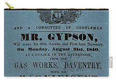 The Magnificent Mr. Gypson Carry-all Pouch