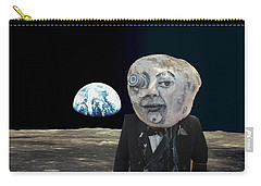 The Man In The Moon Carry-all Pouch