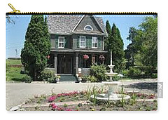 The Mansion At O'keefe Carry-all Pouch