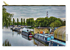 The Marina Carry-all Pouch by Isabella F Abbie Shores FRSA