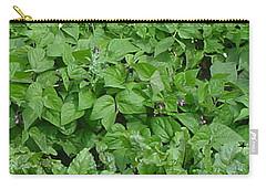 The Market Garden Portrait Carry-all Pouch