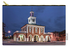 Carry-all Pouch featuring the photograph The Market House by Rob Sellers