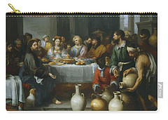 The Marriage Feast At Cana Carry-all Pouch