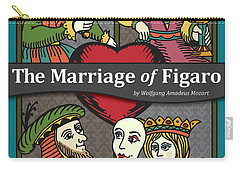 The Marriage Of Figaro Carry-all Pouch