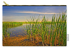 The Marshes Of Brazoria Carry-all Pouch