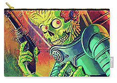 The Martian - Mars Attacks Carry-all Pouch
