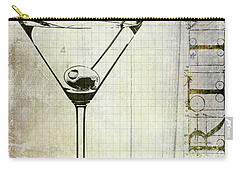 The Martini Carry-all Pouch by Jon Neidert