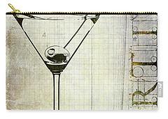 The Martini Carry-all Pouch by Jon Neidert