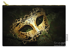 The Mask Carry-all Pouch by Darren Fisher