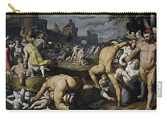 The Massacre Of The Innocents, 1590 Carry-all Pouch
