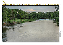 The Maumee River Carry-all Pouch