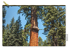 The Mckinley Giant Sequoia Tree Sequoia National Park Carry-all Pouch