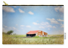 Carry-all Pouch featuring the photograph The Meeting Place by Betty LaRue