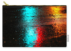 The Memory Lane Carry-all Pouch by Prakash Ghai