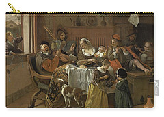 The Merry Family,1668 Carry-all Pouch