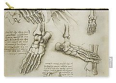 The Metatarsal Carry-all Pouch by James Christopher Hill