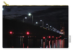 The Mighty Mac On A Calm Night Carry-all Pouch