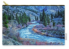 The Mighty Truckee Carry-all Pouch by Nancy Marie Ricketts