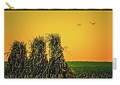 The Migration Of Summer Carry-all Pouch by Skip Tribby