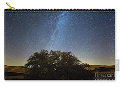 The Milky Way And The Andromeda Galaxy  Carry-all Pouch