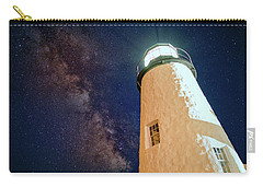 The Milky Way Over Pemaquid Point Carry-all Pouch